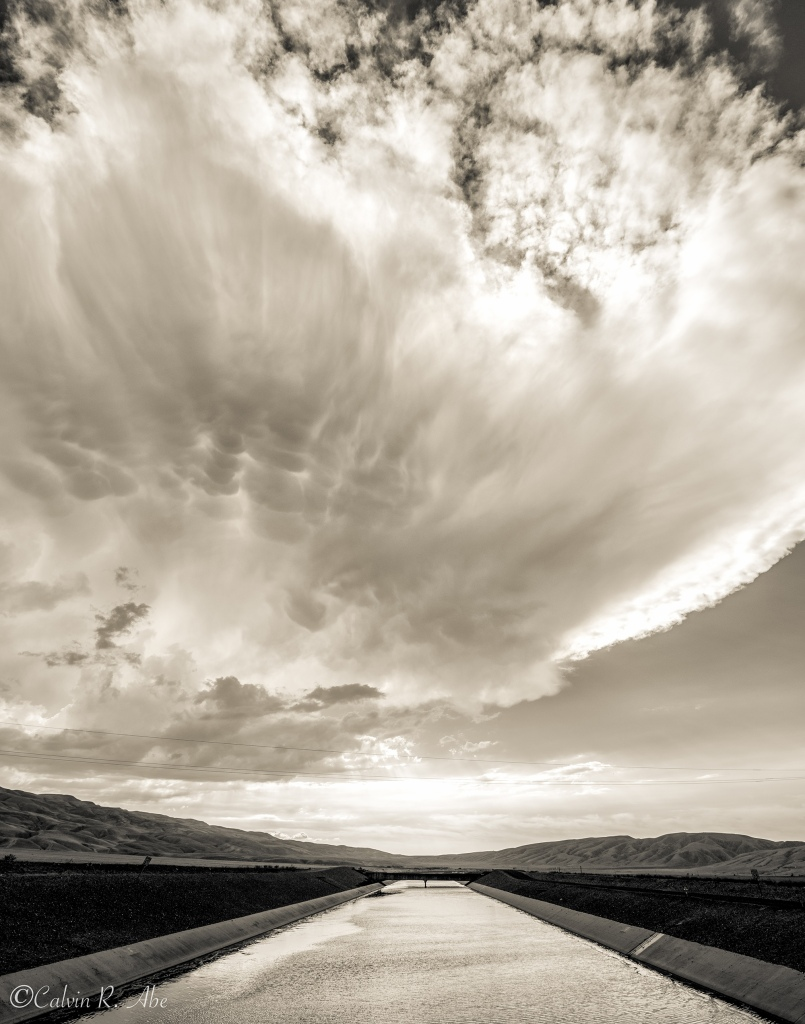 Photo: California Aqueduct by Calvin Abe, FASLA/AHBE Landscape Architects