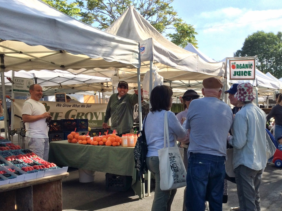 Farmer's Market photos: Linda Daley