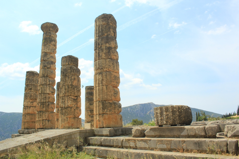 4. The Temple of Apollo_Julie An