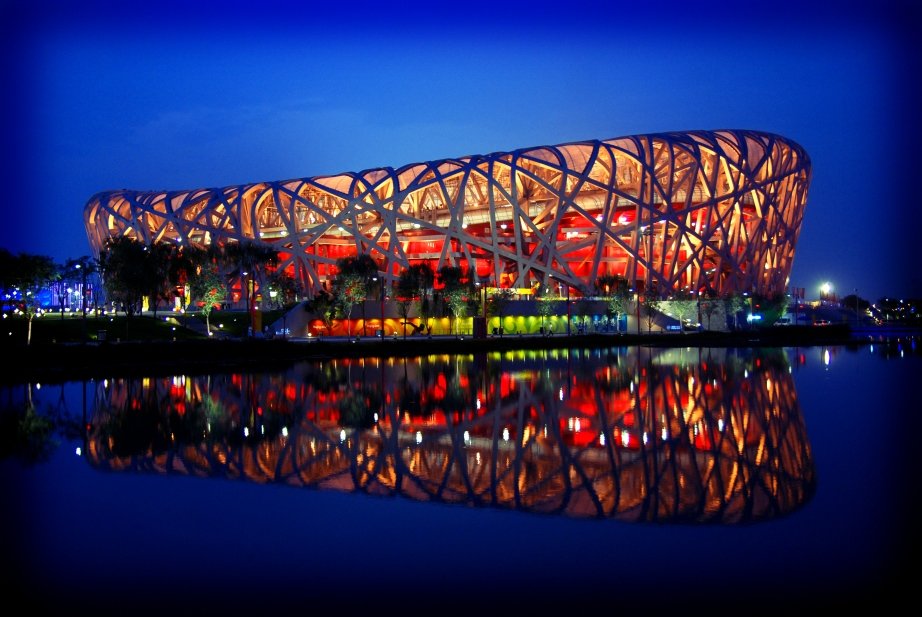 Bird's Nest National Stadium / Creative Commons photo by Edwin Lee