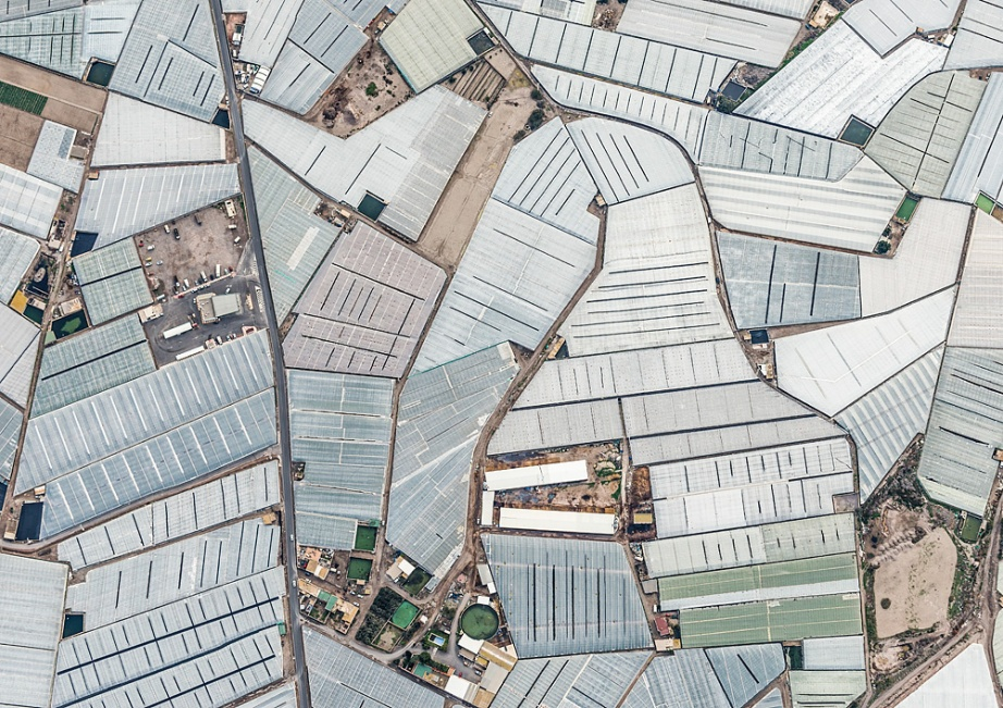 Landscapes of Production // Greenhouses in Southern Spain - Bernhard Lang Photography