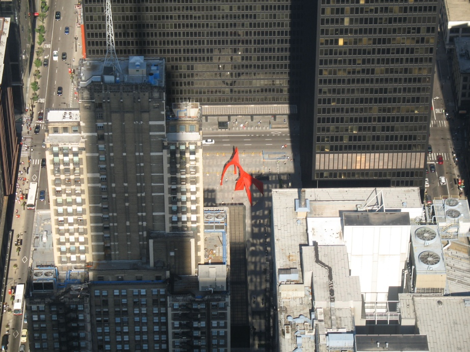 More details Flamingo as viewed from the Willis Tower skyjack. Creative Commons photo: Jeremy Atherton