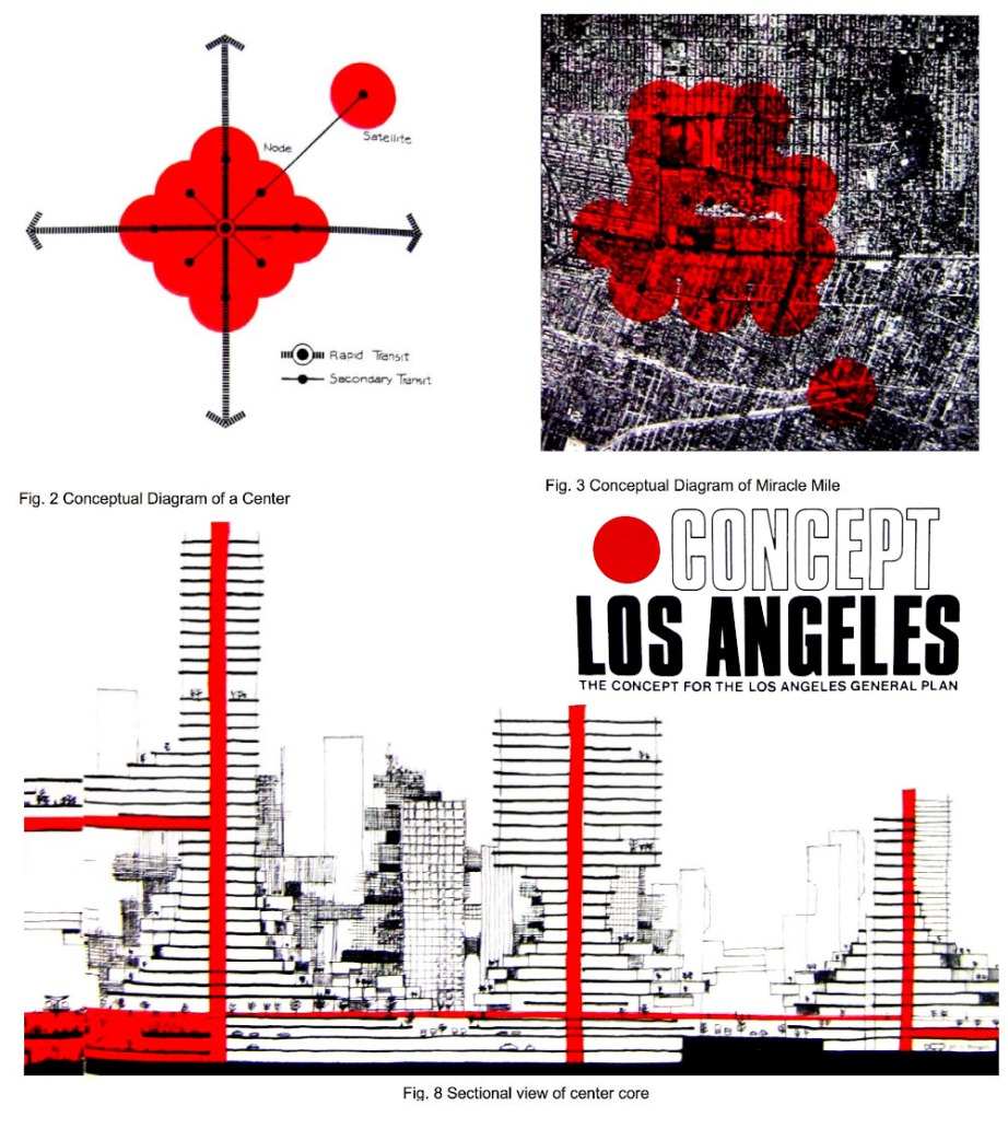 "Images from ""Concept Los Angeles General Plan"", courtesy of MTA"