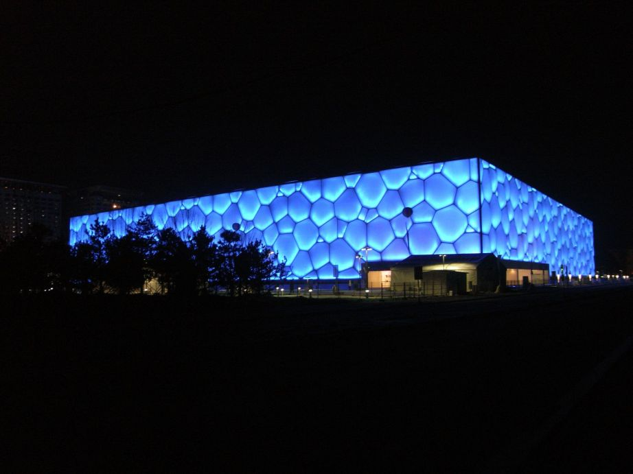 The Watercube