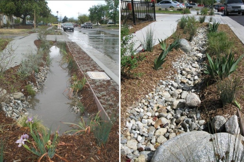 Council of Watershed Health - Elmer Ave Retrofit