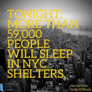 The Coalition for the Homeless is the nation's oldest advocacy and direct service organization helping homeless men, women and children.