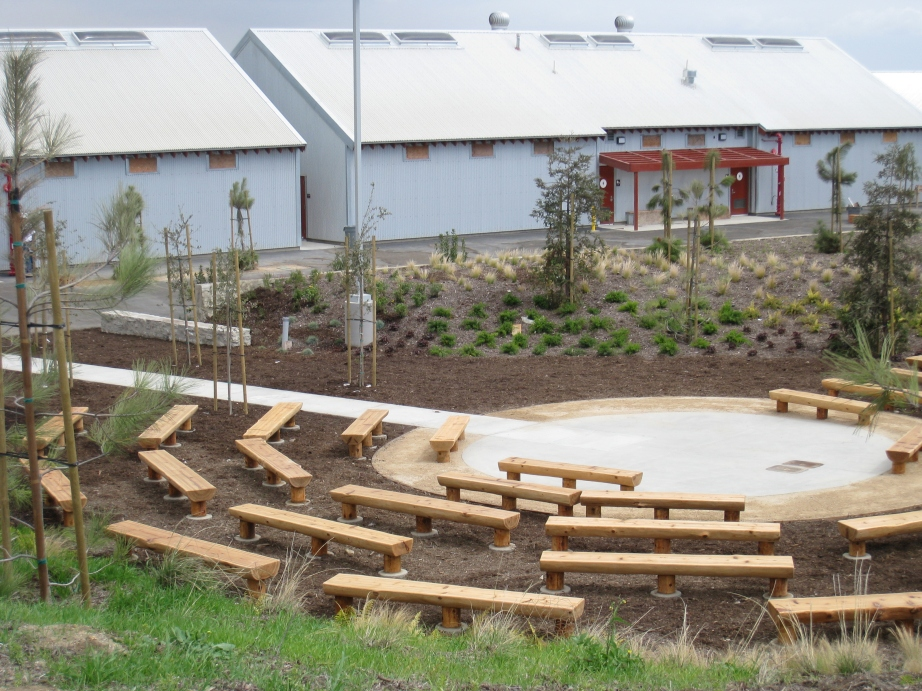LAUSD_Point Fermin Outdoor Education Center_AHBE project