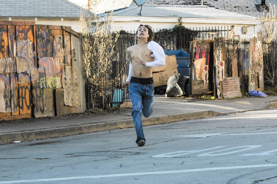 Silver Lake's Sunset Junction transformed into a zombie land in Fear The Walking Dead.