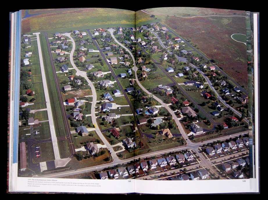 "A spread from ""Drosscape: Wasting Land in Urban America"""
