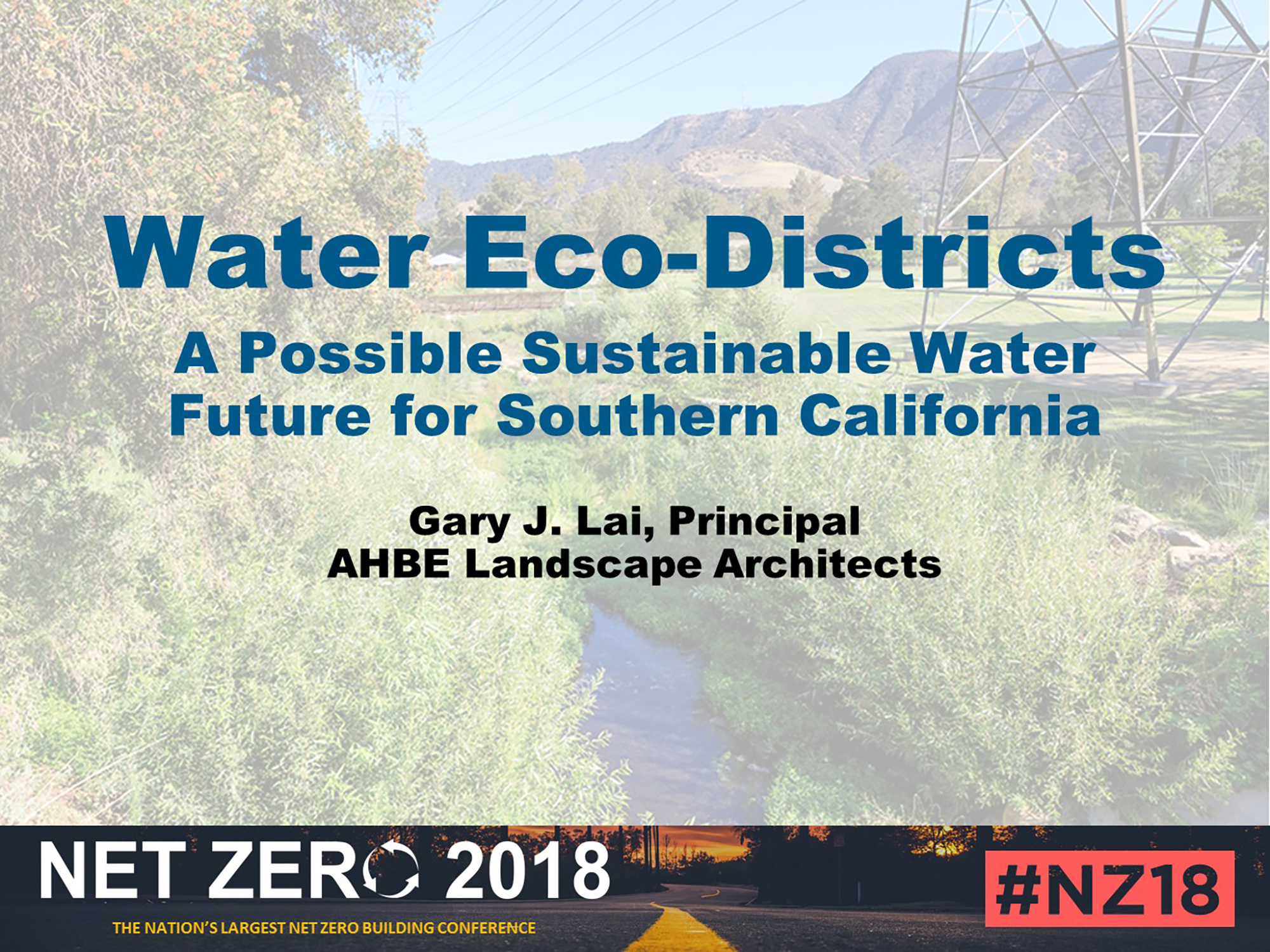 water conservation | AHBE LAB